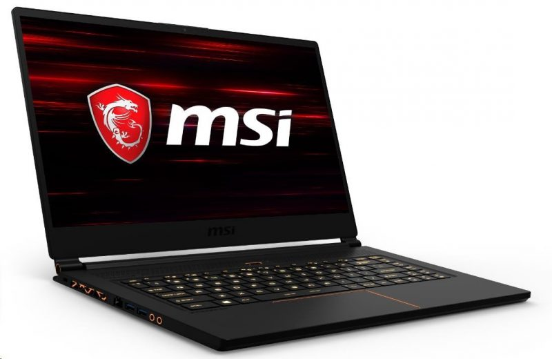 MSI GS65 8RE-072CZ Stealth Thin_01.JPG